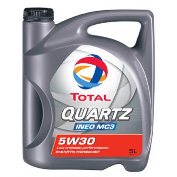 Olej Total QUARTZ INEO MC3 5W-30 5L 34259010195