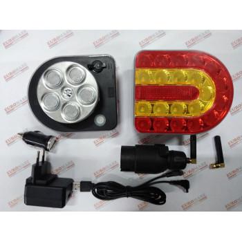 Bezprzewodowy zestaw oświetlenia na magnes Connix Sparex S.130977