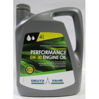 Olej PERFORMANCE 5W30 ENGINE OIL 4L 04439655.3