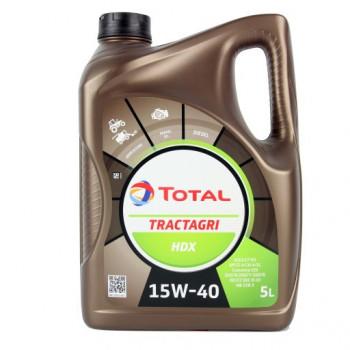 OLEJ TOTAL TRACTAGRI HDX 15W40 5L AGRIMOT SDX 15W40