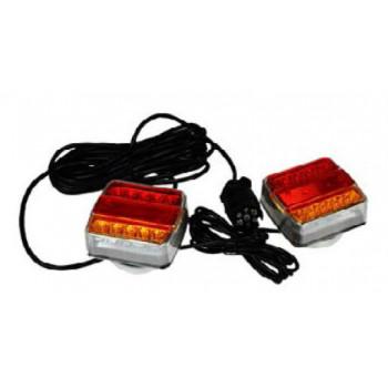 LAMPY TYLNE LED NA MAGNES-KABEL 12M TT.12007L