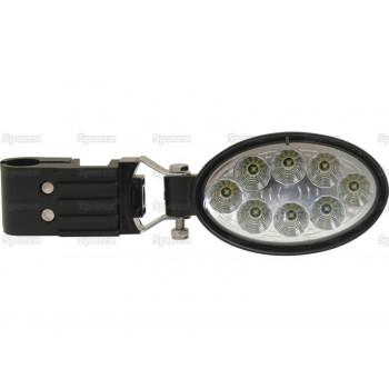 LED Lampa Robocza z uchwytem, Interference: Class 3, 2400 Lumeny S.112529